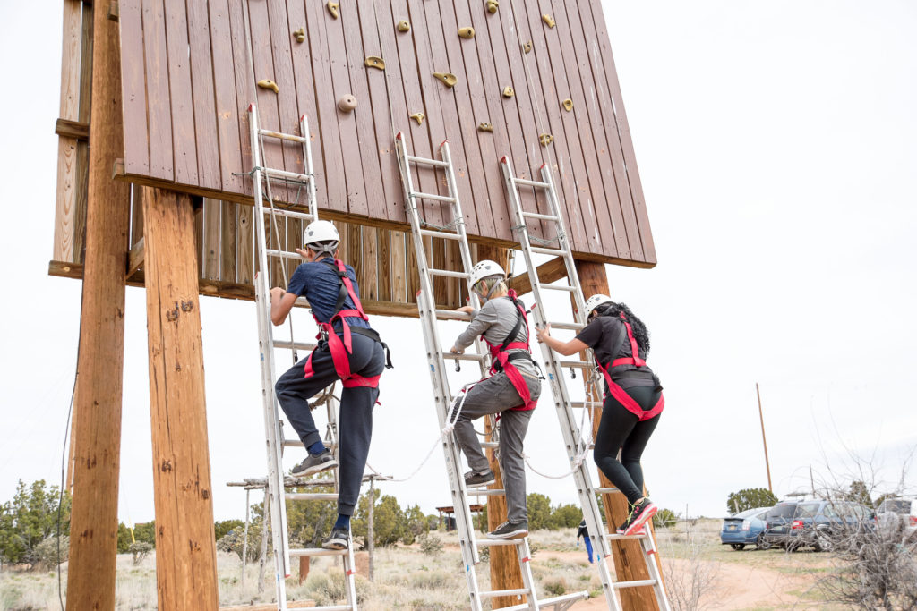 View More: http://caitlinelizabeth.pass.us/lsf-youth-at-ropes-course-april-23-2016